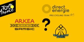 Wie verdient een wildcard voor de Tour de France?