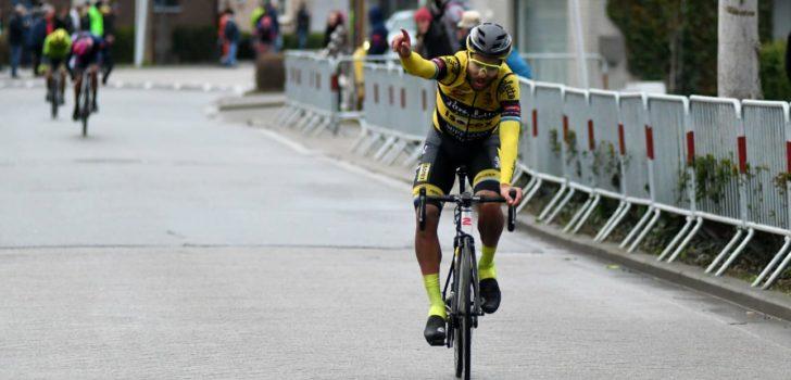 Elias Van Breussegem wint Wanzeel Koerse