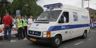 Volle ziekenboeg door massale valpartij in Baskenland