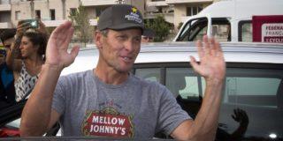 Lance Armstrong kreeg in 2009 bijna miljoen voor terugkeer in Tour Down Under