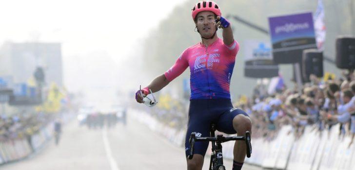 """Bettiol op ontdekkingsreis: """"Volgend jaar start ik in Parijs-Roubaix"""""""