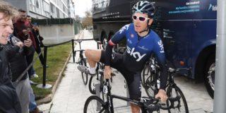 """Geraint Thomas: """"Op koers voor de Tour de France"""""""