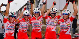 Androni Giocattoli-Sidermec wint opnieuw Ciclismo Cup