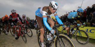AG2R La Mondiale met Naesen en Bardet in de Amstel