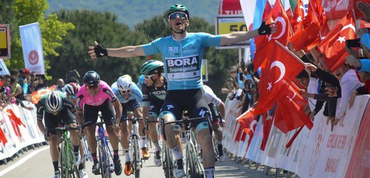 Twee op rij voor Sam Bennett in Ronde van Turkije