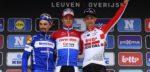 """Mathieu van der Poel: """"Denk niet dat ik iemand moest vrezen in de sprint"""""""