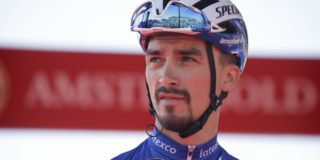 'Arkéa-Samsic mengt zich in strijd om Julian Alaphilippe'