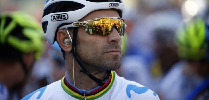 'Alejandro Valverde kiest voor dubbel Tour-Vuelta'