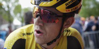 """De Plus verlaat de Giro: """"Dit is een enorme ontgoocheling"""""""