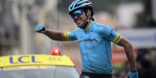 Astana moet het in de Amstel doen zonder Ion Izagirre