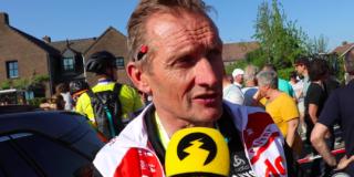 """Adrie van der Poel ongelooflijk trots na afloop: """"Wat een mafkees"""""""