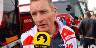"""Adrie van der Poel: """"Mathieu moet verder kijken dan het crossseizoen"""""""