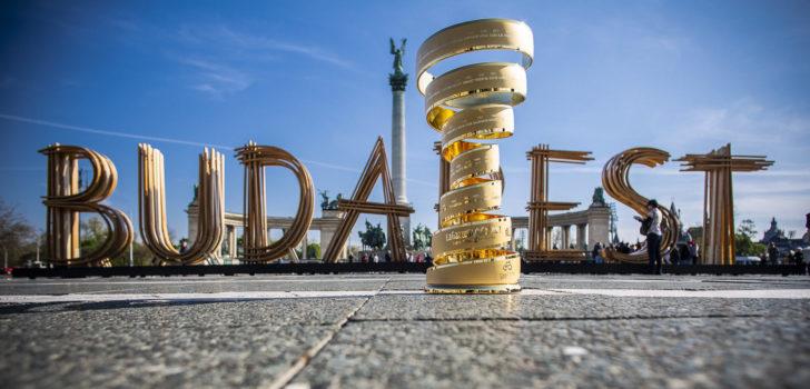 Giro d'Italia bevestigt Grande Partenza 2020 in Boedapest