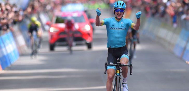 Giro 2019: Bilbao zegeviert in L'Aquila na boeiende slotfase
