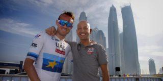 """Joxean Fernández (UAE Emirates): """"We willen uitgroeien tot het beste team ter wereld"""""""