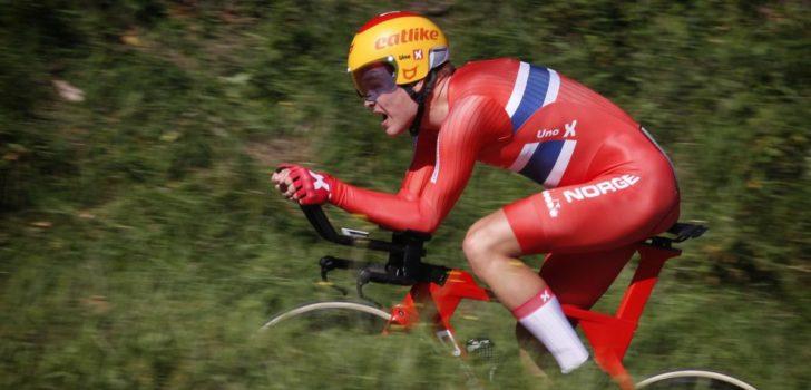 Foss heeft eindzege in L'Avenir bijna binnen, Van Wilder klimt naar het podium