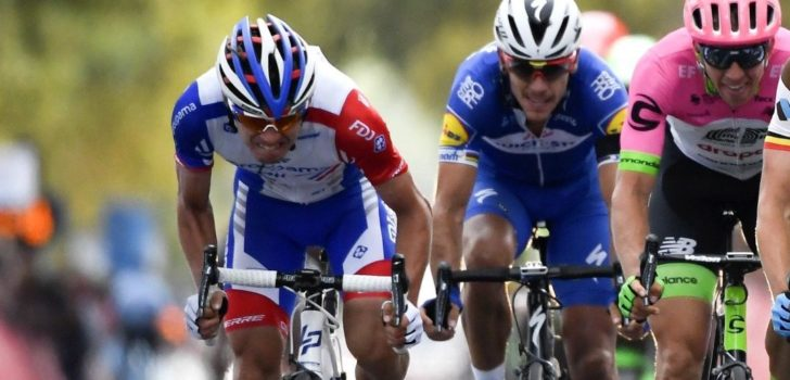 Groupama-FDJ beloont Madouas met nieuw contract