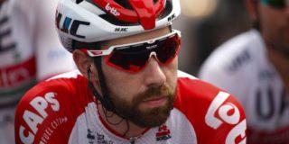 """Thomas De Gendt: """"Ritzege lijkt realistischer doel dan het bergklassement"""""""