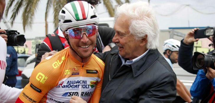 Manuel Belletti spurt naar ritwinst in Ronde van Hongarije