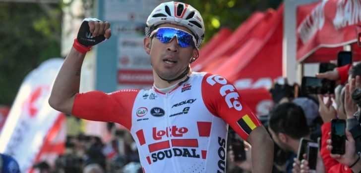Lotto Soudal focust zich op ritzeges in ZLM Tour
