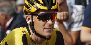 Robert Gesink voelt zich drie weken na operatie weer wielrenner