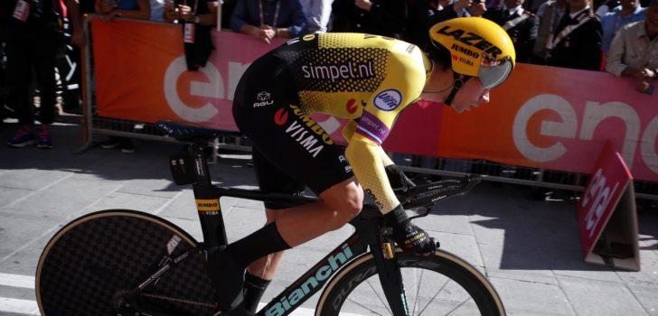 Giro 2019: Starttijden individuele tijdrit naar San Marino
