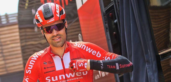 Giro 2019: Tom Dumoulin zet Giro voort