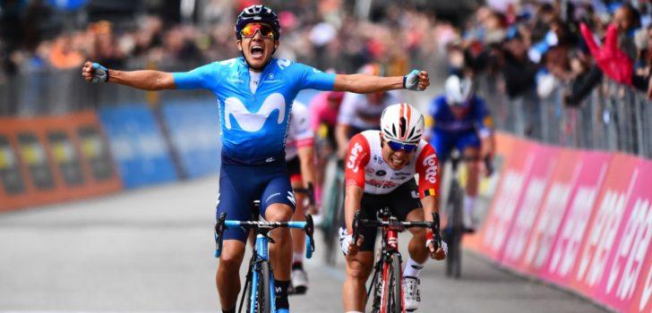 Giro 2019: Carapaz jumpt naar de zege na chaotische finale, Dumoulin valt