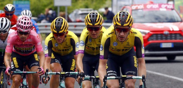 Giro 2019: Roglic ziet bij afwezigheid Dumoulin zichzelf als grootste tegenstander bij tijdrit