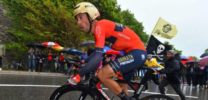 "Vincenzo Nibali: ""Nog geen sprake van duel tussen Roglic en mij"""