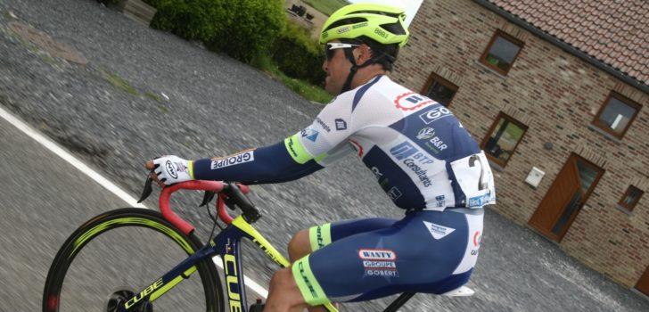 Jérôme Baugnies beste man van Wanty-Gobert in Circuit de Wallonie