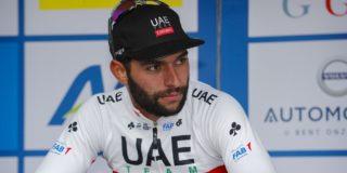 Giro 2019: Fernando Gaviria stapt uit de wedstrijd met knieklachten