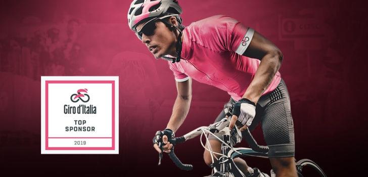 Unibet deelt gratis weddenschappen uit tijdens de Giro d'Italia