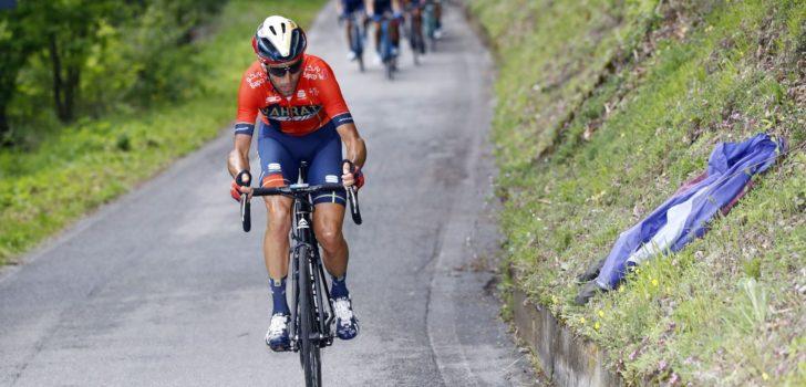 """Nibali: """"Het zal moeilijk worden om Carapaz te verslaan"""""""