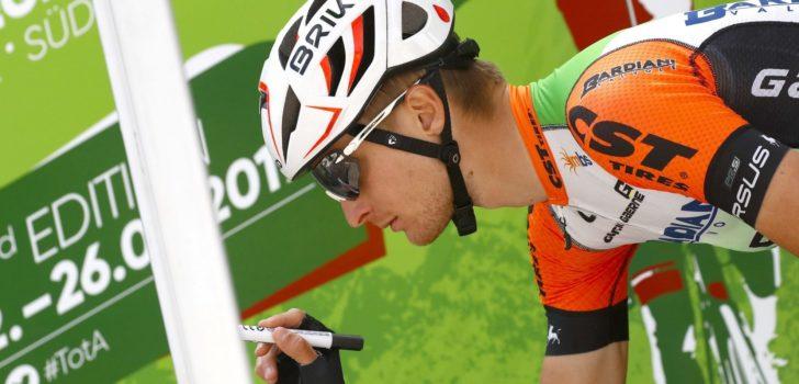 Giro 2019: Umberto Orsini haalt de rustdag niet