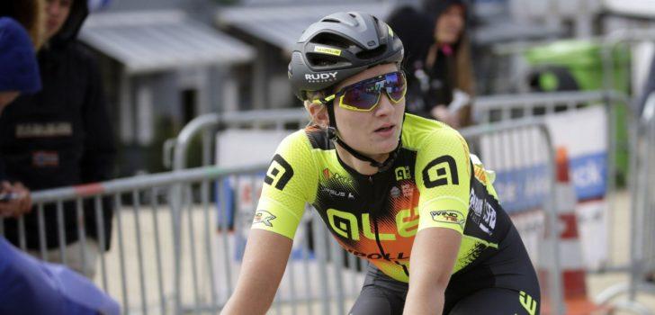 Karlijn Swinkels snelt naar eerste profzege in Vuelta a Burgos