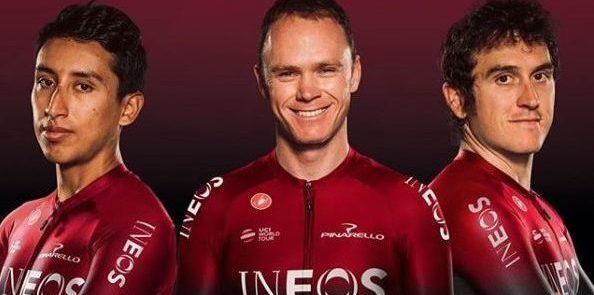 Team Ineos 2019