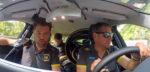 Giro 2019: Beelden uit volgwagen Jumbo-Visma na plaspauze duiken op