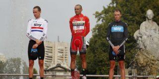 Geen beroep Cobo: Froome officieel winnaar Vuelta 2011