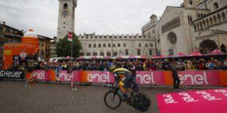 EK wielrennen 2020 over heuvelachtig parcours rond Trento