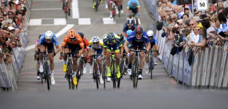 Volg hier de openingsetappe van de Baloise Belgium Tour 2019
