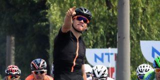 Martin Laas spurt naar tweede dagzege in Tour de Korea