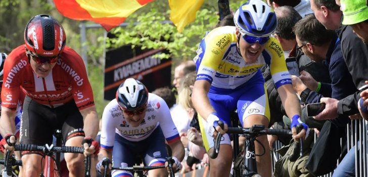 Team Sunweb aast op Dries Van Gestel