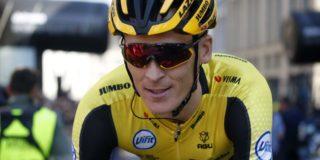 Herstelde Gesink werkt toe naar de Ronde van Polen en Vuelta