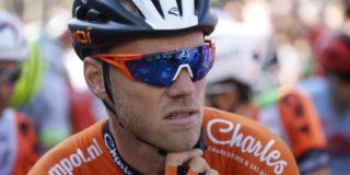 Opgave Lars Boom in Baloise Belgium Tour