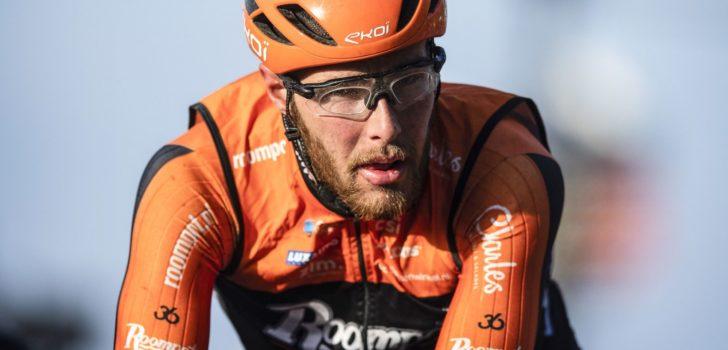 Vroege vluchter Van Schip verrast peloton in Belgium Tour