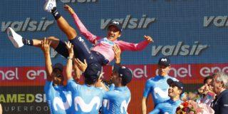 'Giro-winnaar Carapaz tekent tweejarig contract bij Team Ineos'