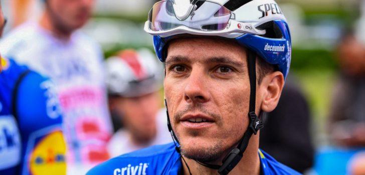 Vuelta 2019: Deceuninck-Quick Step met Declercq en Gilbert