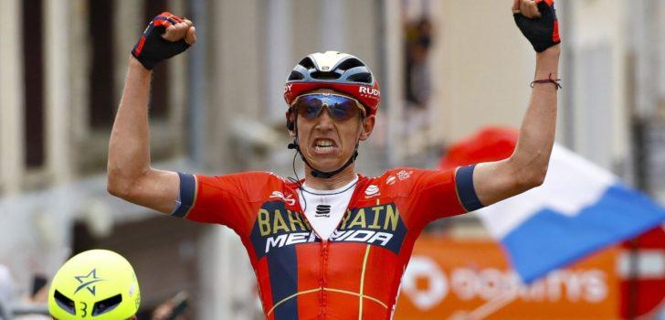 Tour 2019: Debutant Teuns met Bahrain Merida en kopman Nibali aan de start