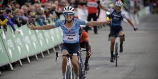 Lizzie Deignan boekt in Women's Tour eerste ritzege sinds rentree